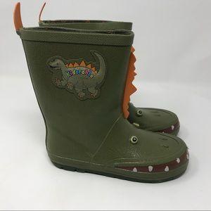 Kidorable Dinosaur Rain Boot Size 1